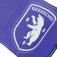 Beerschot Vlag paars logo  90x150cm
