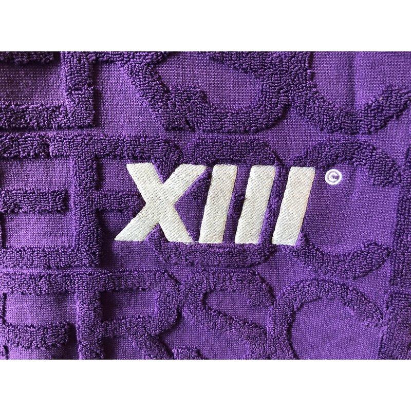 XIII Towel XIII
