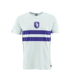 T-shirt Logo Rayée
