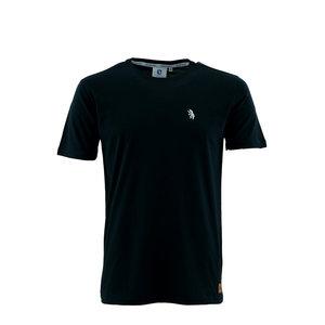 T-shirt Casual Bear Black