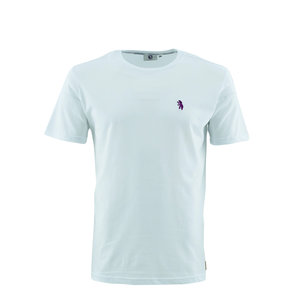 T-shirt Casual Blanc Ours