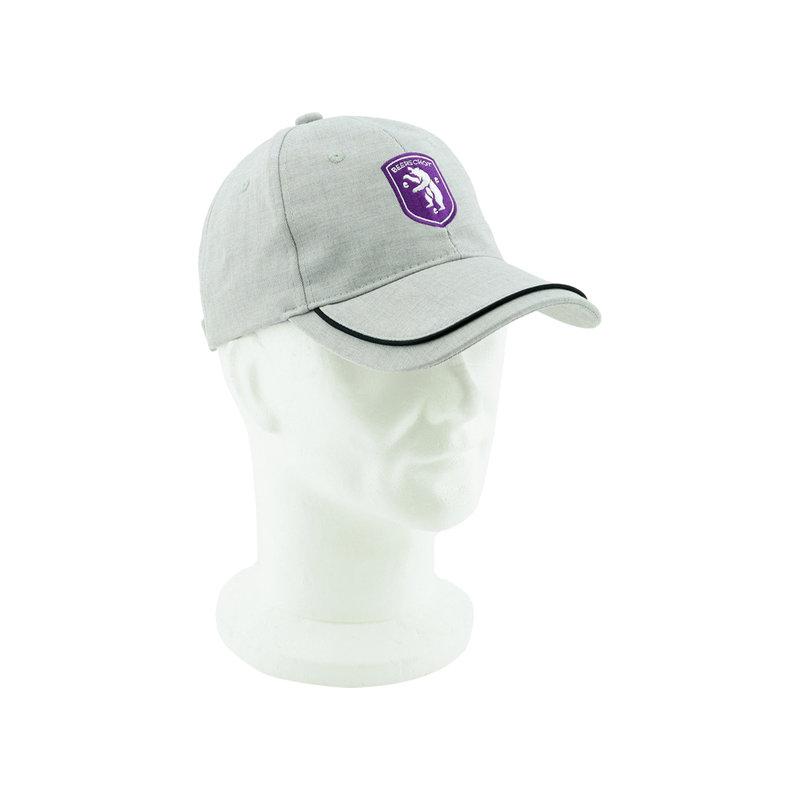XIII Baseball Cap Grey
