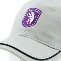 XIII Casquettes Baseball Gris