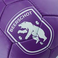Beerschot Bal paars Maat 5 XIII en logo