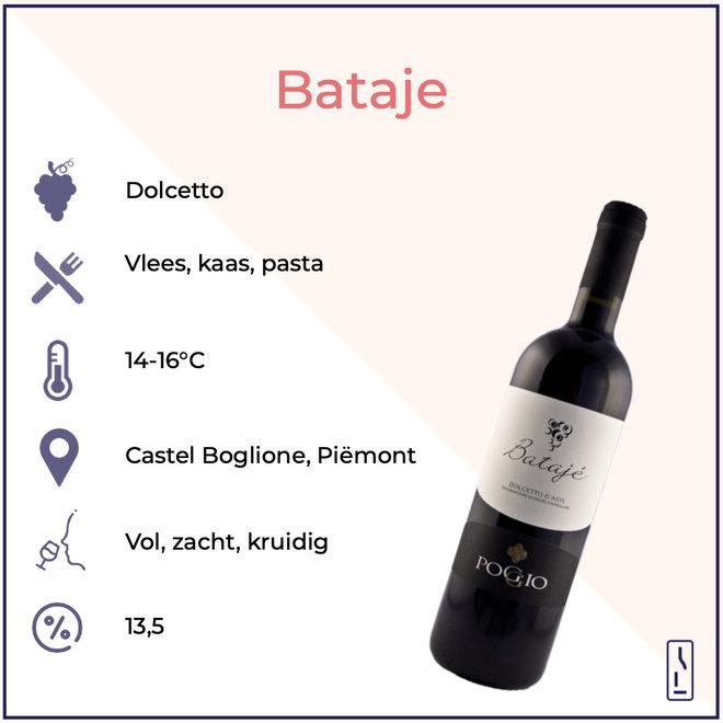 'Batajé' Dolcetto d'Asti 2019