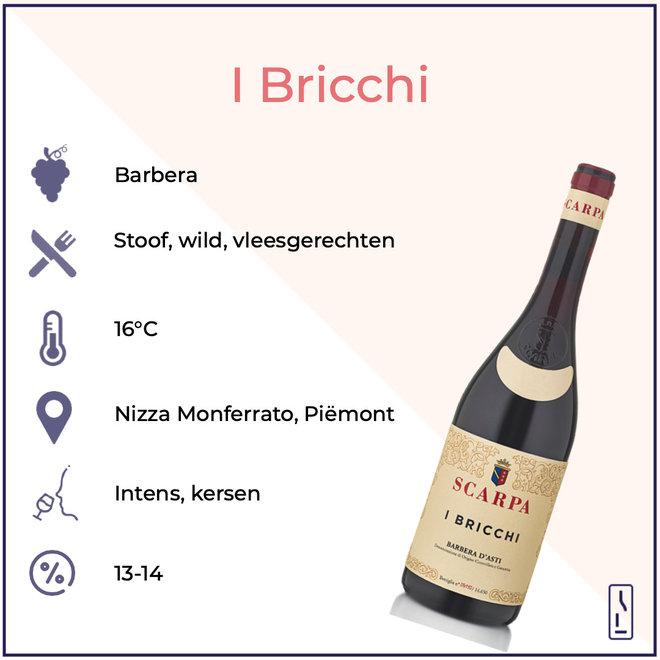 'I Bricchi' Barbera D'Asti DOCG