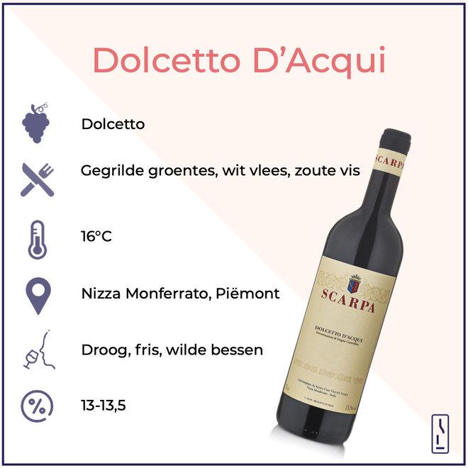 Dolcetto D'Acqui DOC 2017