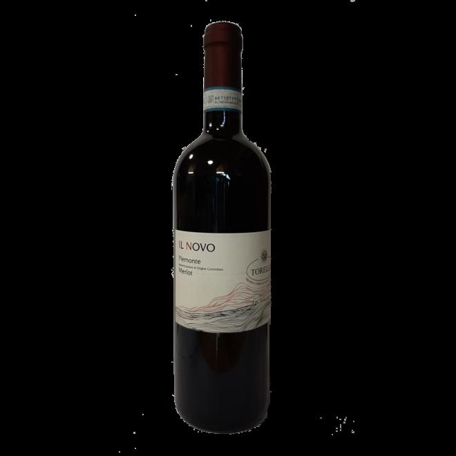 'Il Novo' Merlot Piemonte