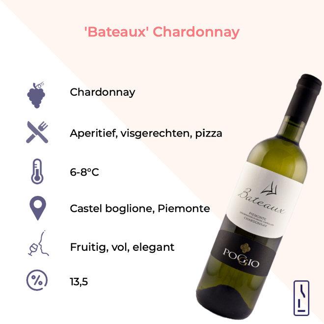 'Bateaux' Chardonnay DOC 2019