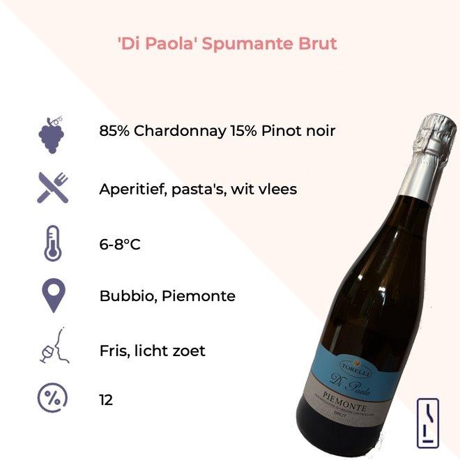 'Di Paola' Piemonte Spumante Brut DOC Bio