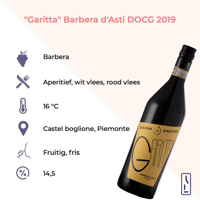 'Garitta' Barbera D'Asti DOCG 2019