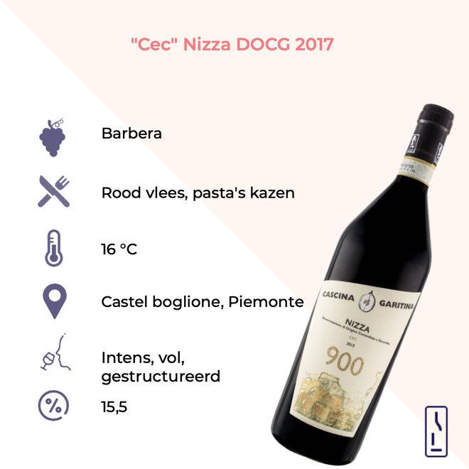 'Cec' Nizza DOCG 2017