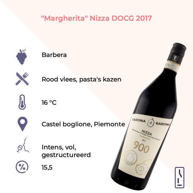 'Margherita' Nizza DOCG 2017