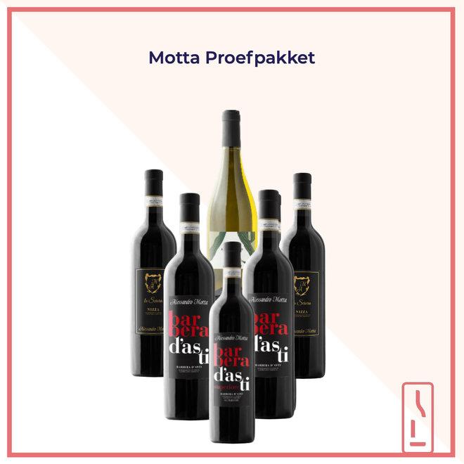 Alessandro Motta Proefpakket