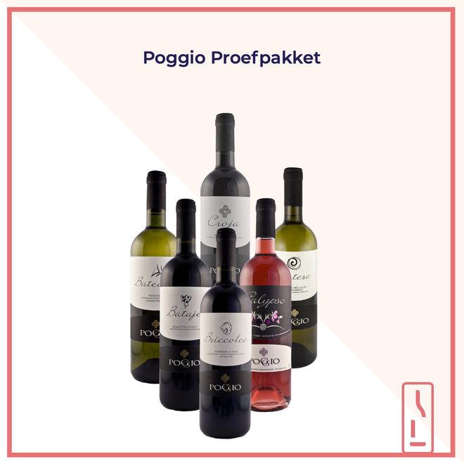 Poggio Proefpakket