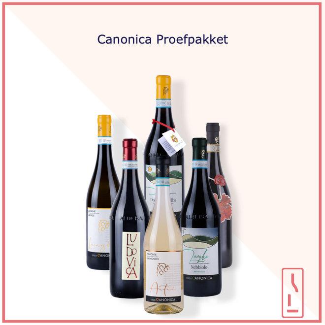 Canonica Proefpakket