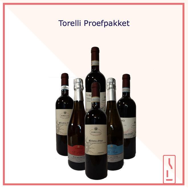 Torelli Proefpakket