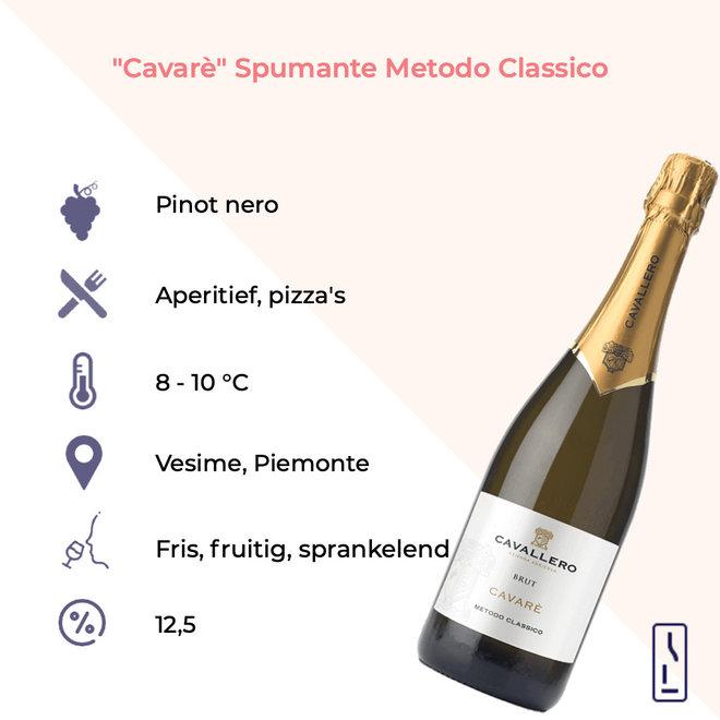 """Cavarè"" Spumante Metodo Classico"