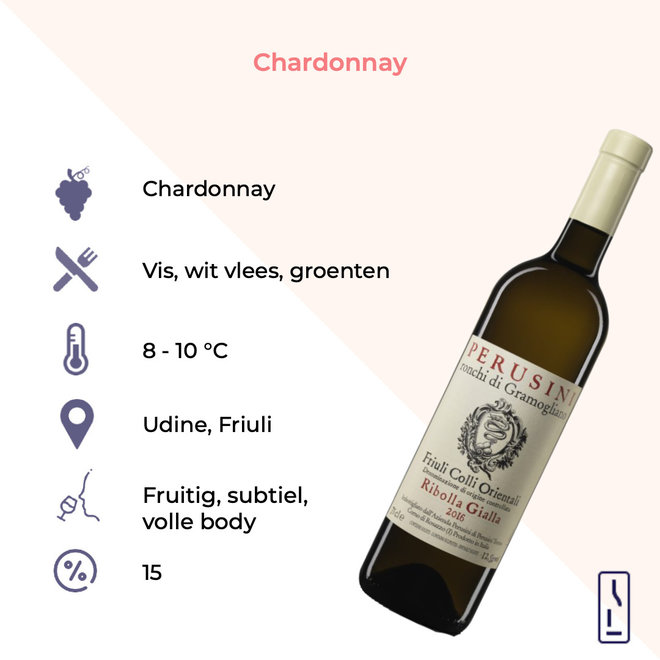 Chardonnay Friuli Colli Orientali