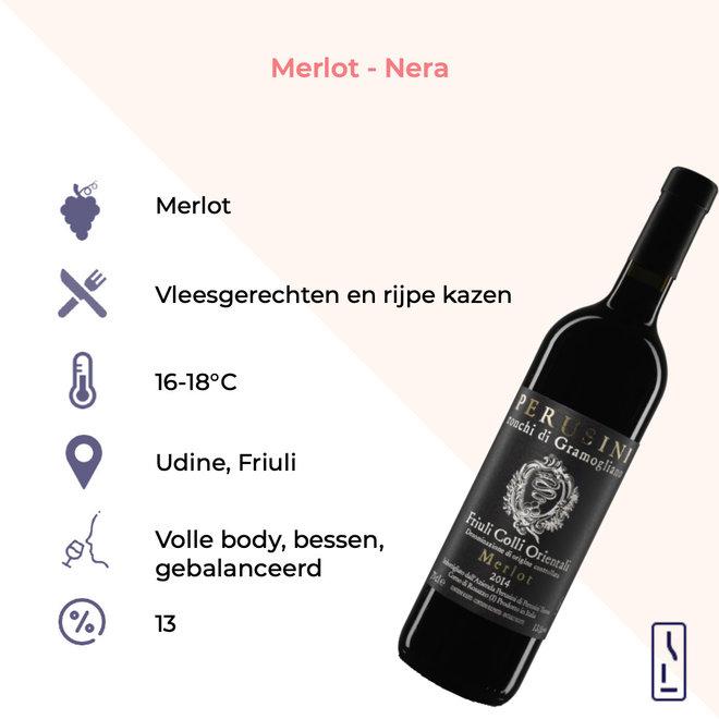 Merlot Nera Friuli Colli Orientali