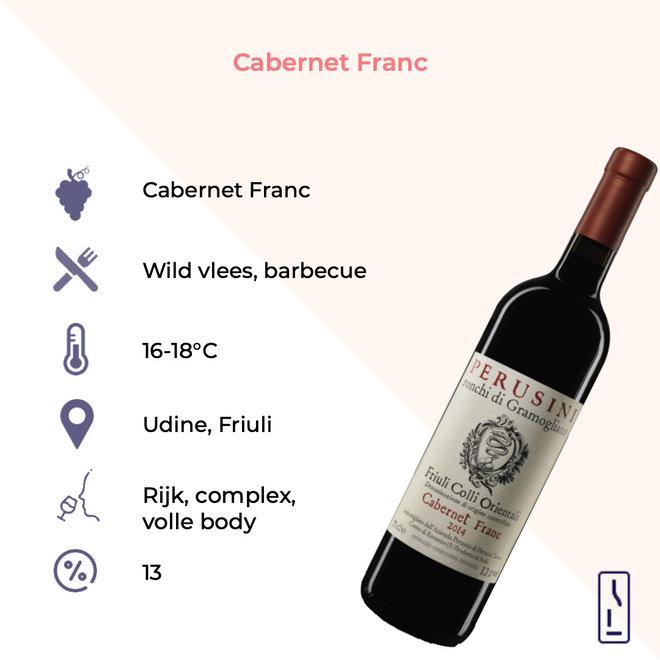 Cabernet Franc Friuli Colli Orientali