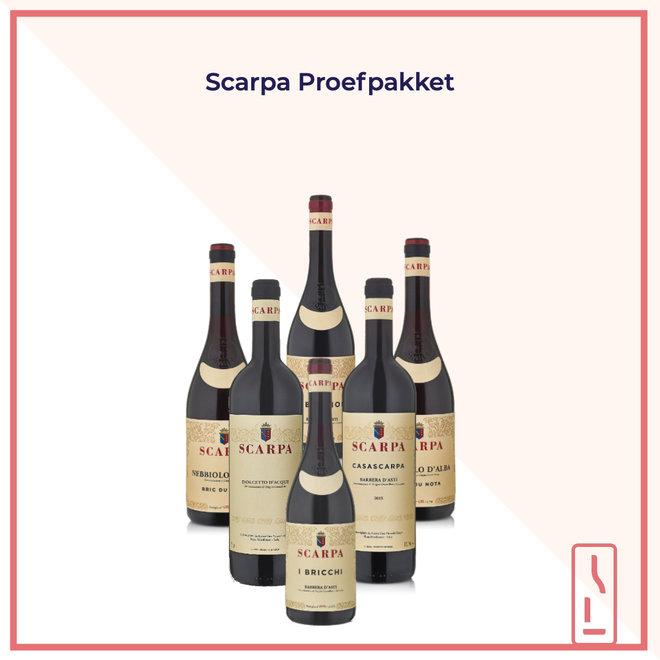 Scarpa Proefpakket