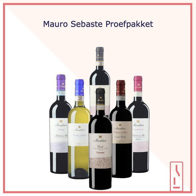 Mauro Sebaste Proefpakket