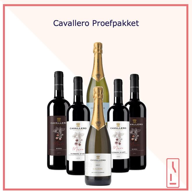 Cavallero Proefpakket