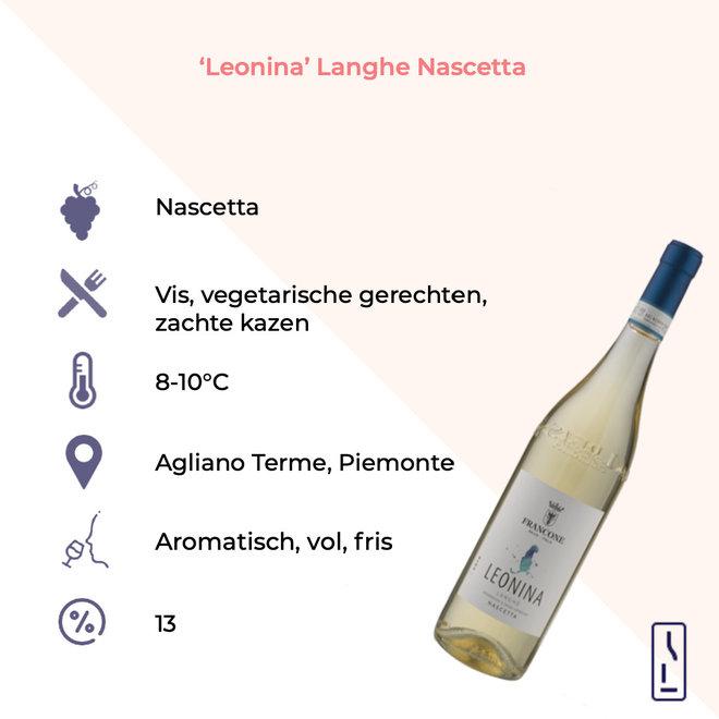 'Leonina' Langhe Nascetta DOC 2020