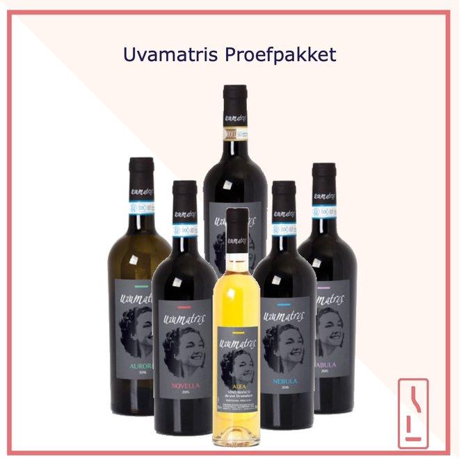 Uvamatris Proefpakket