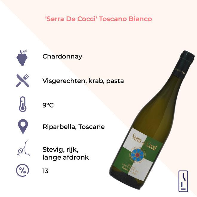 'Serra De Cocci' Toscano Bianco