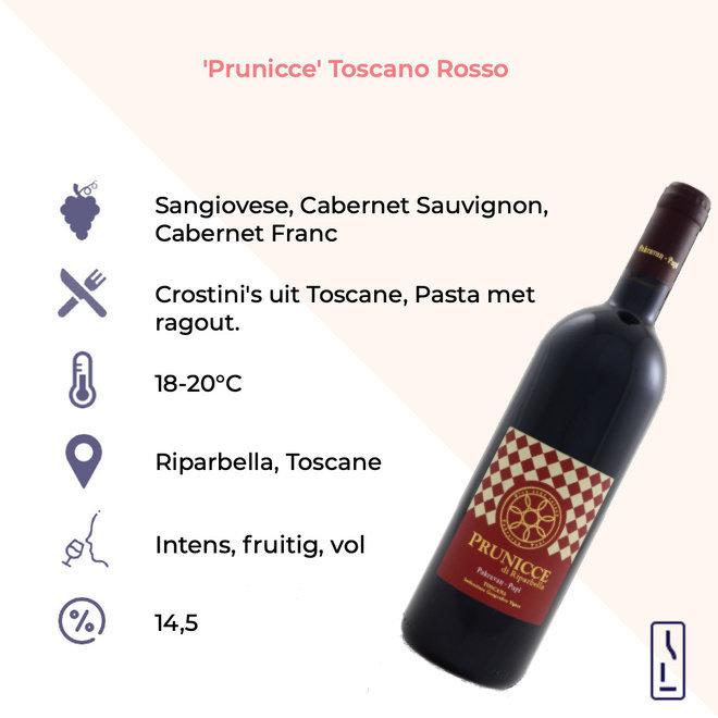 'Prunicce' Toscano Rosso