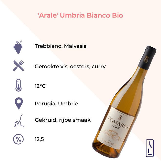 'Arale' Umbria Bianco Bio
