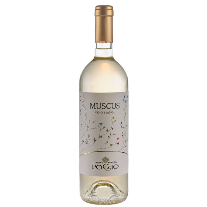 'Muscus' Dry Moscato d'Asti DOC 2018