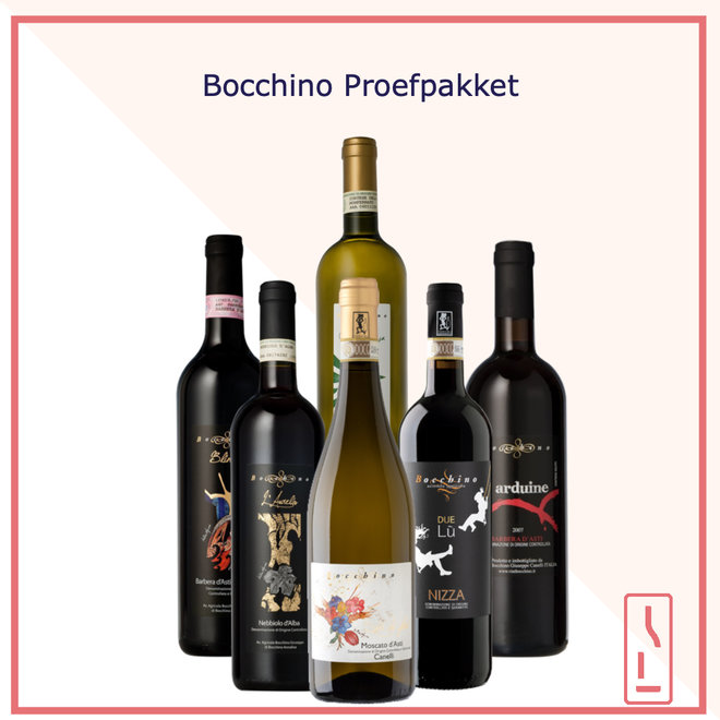 Bocchino Proefpakket