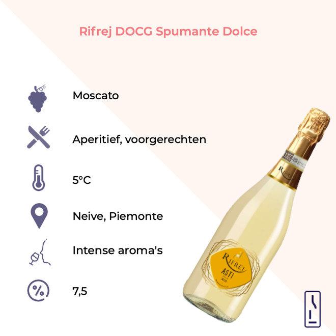 Rifrej DOCG Spumante Dolce
