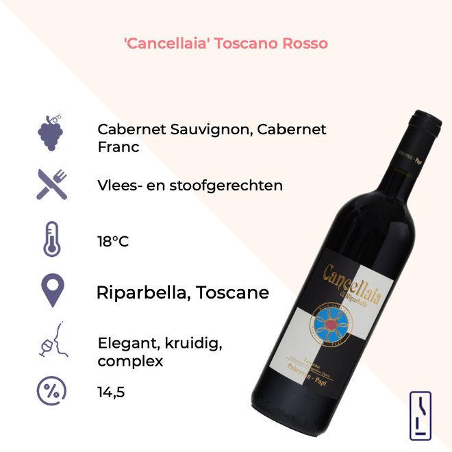 'Cancellaia' Toscano Rosso