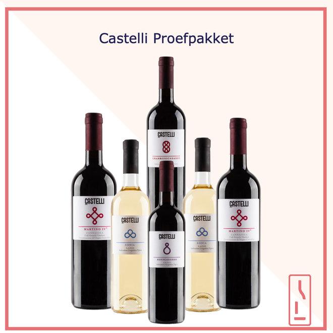 Castelli Proefpakket