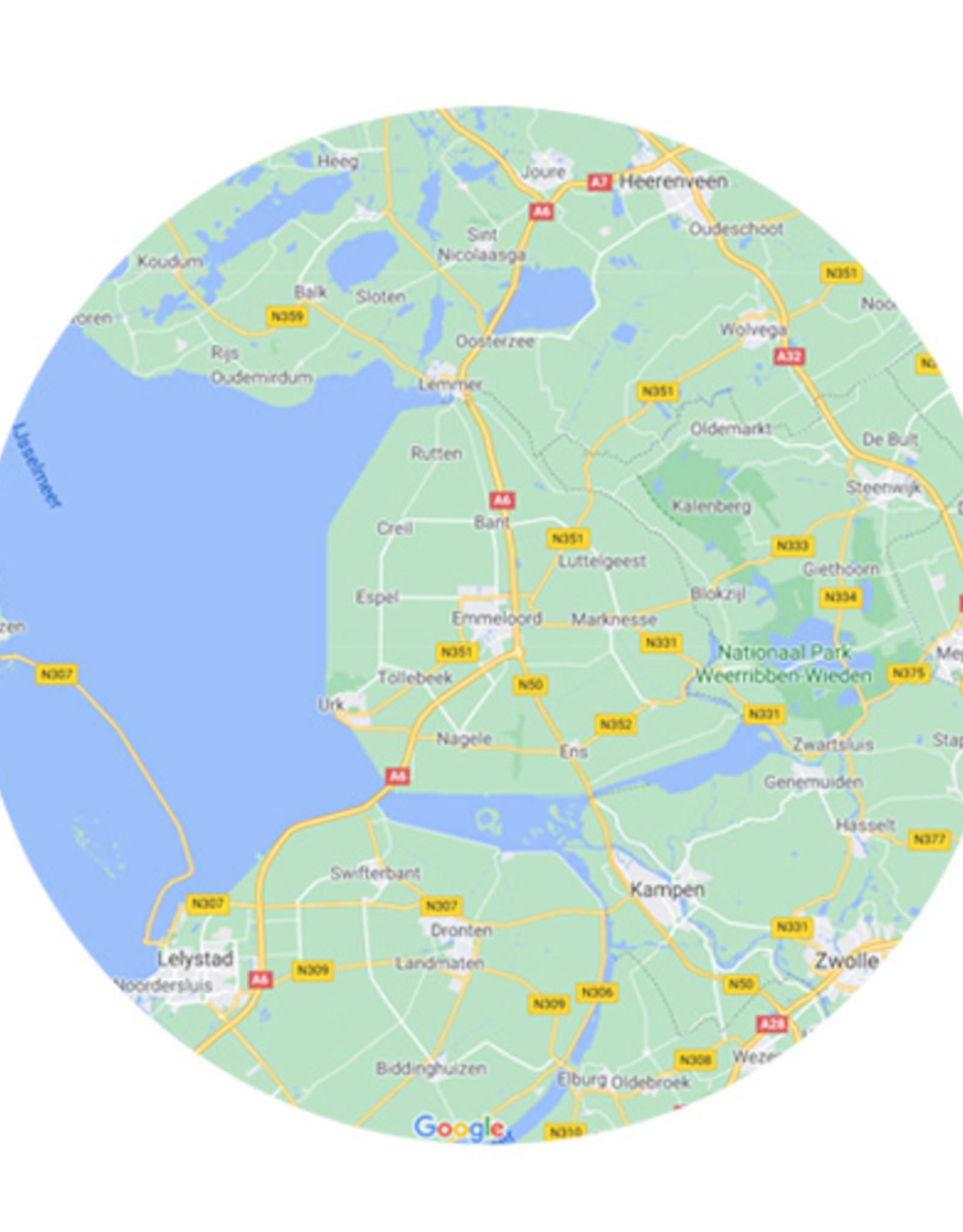 Transport (enkel) binnen 35 km (Traktieweg 12;Emmeloord)