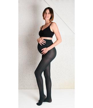 Mamsy Maternity Tights 60den Green