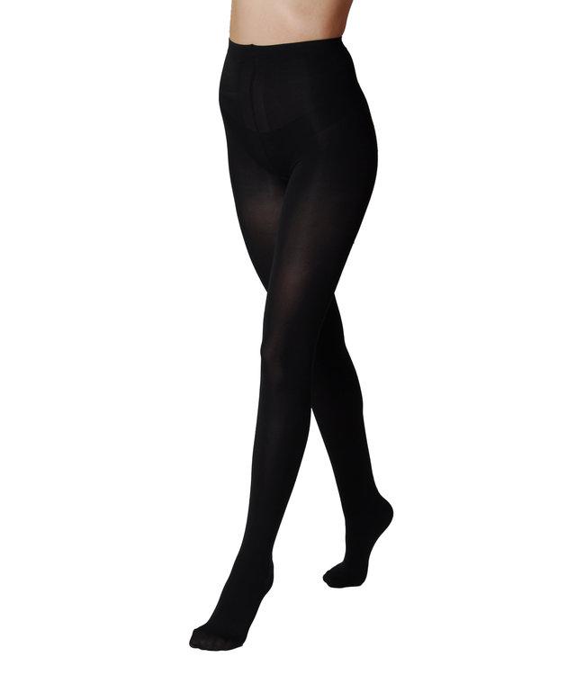 Omero Iride 50den Opaque 3D panty Zwart
