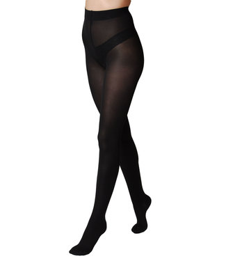 Segreta Young Coprente 70 Tights with medium support - Black