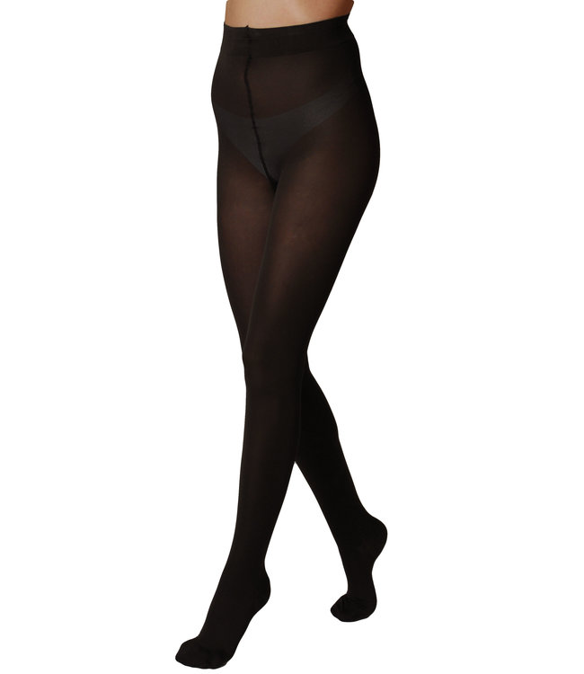 Segreta Young Coprente 70 Tights with medium support - Brown
