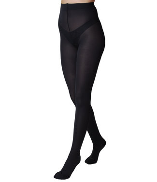 Segreta Young Coprente 70 Tights with medium support - Blue