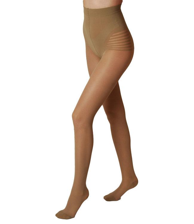 Segreta Silhouette 70 DERM® Panty met Medium Compressie - Natuur