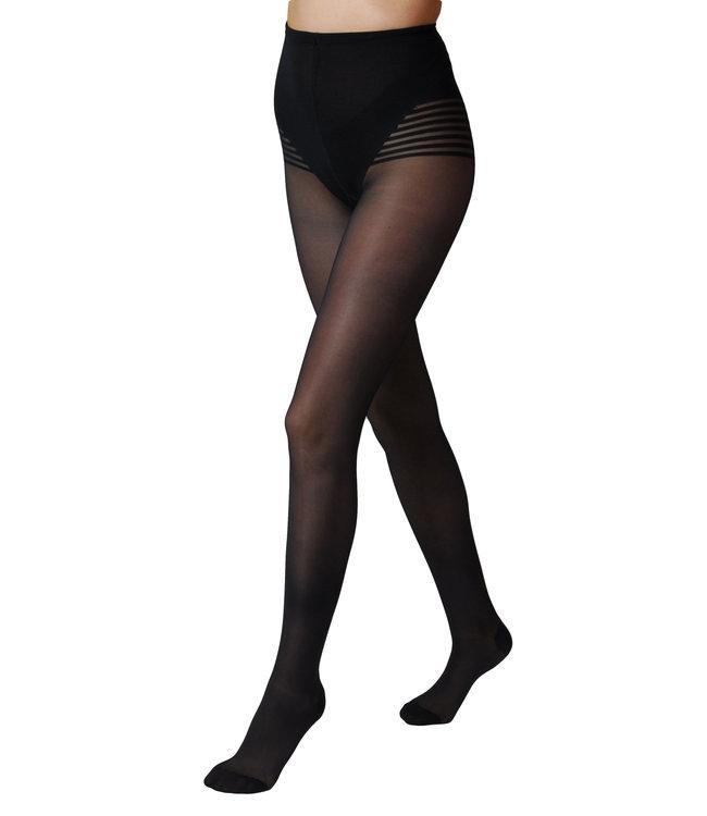 Segreta Silhouette 70 DERM® Panty met Medium Compressie - Blauw