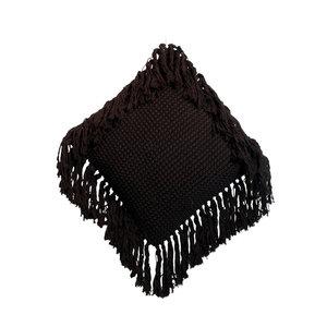 The Macrame Cushion with Tassels