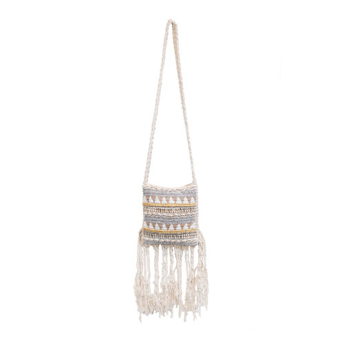 The Macrame Tote - Natural