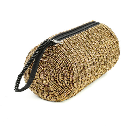 The Pencil Case - Gold