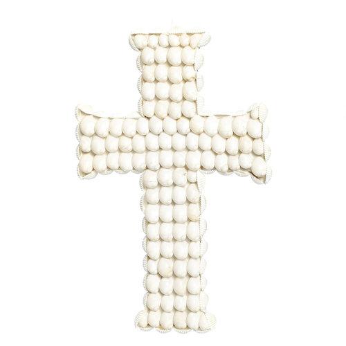 The Kai Cross - White - M